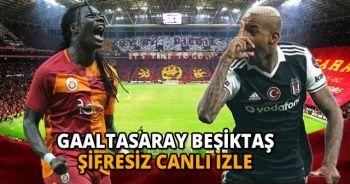 Galatasaray Beşiktaş Şifresiz İZLE GS,Beşiktaş CANLI İZLE Galatasaray Beşiktaş skoru kaç kaç?