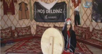 Etnospor'da Hatay Büyükşehir Belediyesi çadırına yoğun ilgi