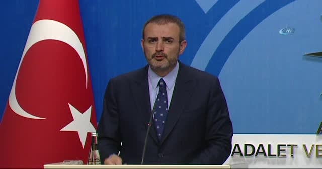 AK Parti'nin kongre tarihi belli oldu