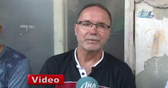 Dominik'te öldürülen kameramanın evinde yas