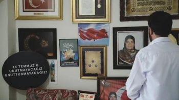 Cumhurbaşkanlığından duygulandıran '15 Temmuz' videosu