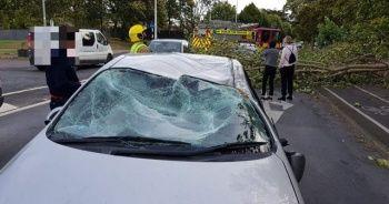 Ali Fırtınası İrlanda'yı vurdu: 1 ölü