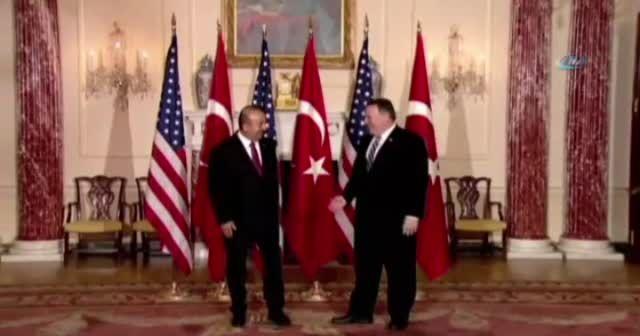 Çavuşoğlu, Alman ve ABD'li mevkidaşlarıyla telefonda görüştü