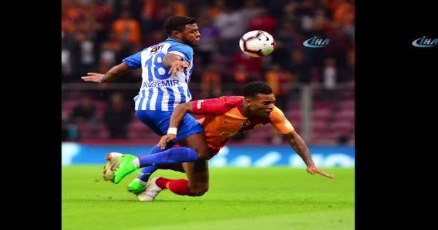 Galatasaray 1-0 Erzurumspor özeti ve golü izle | GS Erzurum maçı skoru özeti VİDEO
