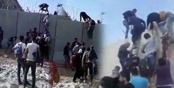 İdlib'ten kaçanlar yeniden Türkiye sınırlarını zorluyor