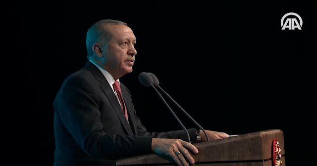 Erdoğan: Şehit ve gazilerimizin kanlarını yerde bırakmayacağız