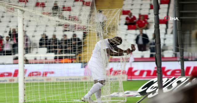ÖZET İZLE Antalyaspor 1-1 Trabzonspor maçı özeti golleri izle! Antalya Trabzon maçı özet video