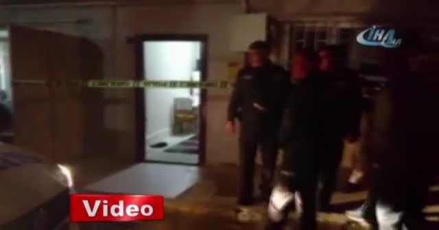 Pendik'te bir kişi kendini doğalgaz borusuna asarak intihar etti