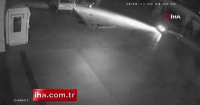Drift atarken kaza yapan sürücüye şok: trafikten men, 5 bin lira ceza