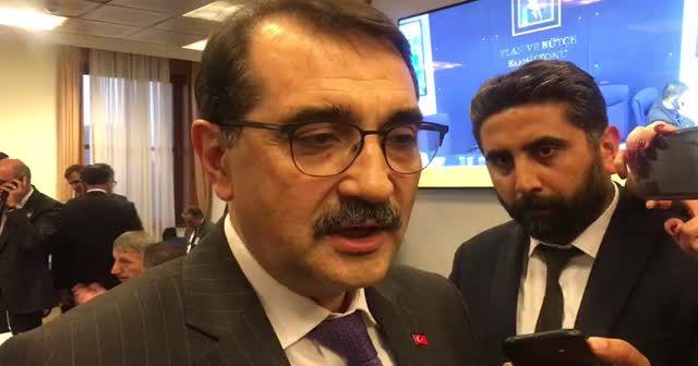 Enerji ve Tabi Kaynaklar Bakanı Dönmez: Türkiye yaptırımlardan muaf olacak ülkeler arasında