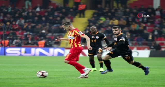ÖZET İZLE: Kayserispor 0-3 Galatasaray Özeti ve Golleri izle | Kayseri GS maçı skoru geniş özeti VİDEO