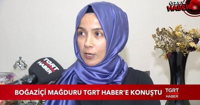 28 Şubat ve Boğaziçi mağduru yaşadıklarını TGRT Haber'e anlattı