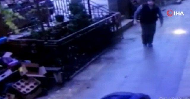 5. kattan düşen çocuğu taksiciler kurtardı