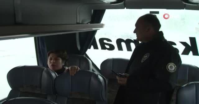 Bilet alamayınca otobüsü rehin aldı ile ilgili görsel sonucu