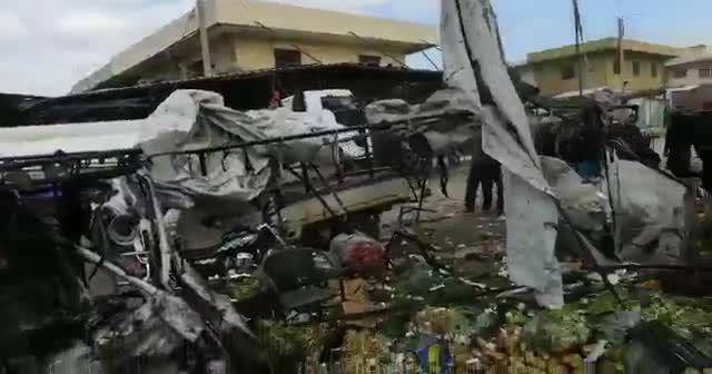 Afrin'nde bombalı saldırı 2