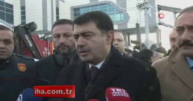 Ankara Valisi Vasip Şahin'den ilk açıklama