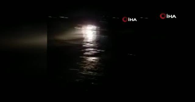 Atme mülteci kampı sular altında