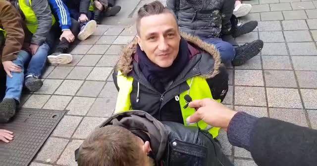Belçika'da bir Türk vatandaşı gözaltına alındı