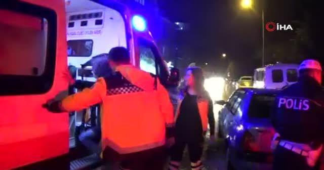 Bursa'da yaya geçidi terörü: 1 yaralı