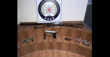 Erzurum merkezli 3 ilde uyuşturucu operasyonu: 6 gözaltı