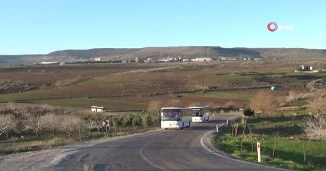 Kahraman Komandolar Suriye yolunda