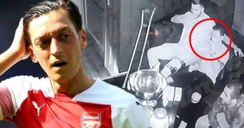 Mesut Özil, Lacazette ve Guendouzi'nin uyuşturucudan bayılma görüntüleri ortaya çıktı