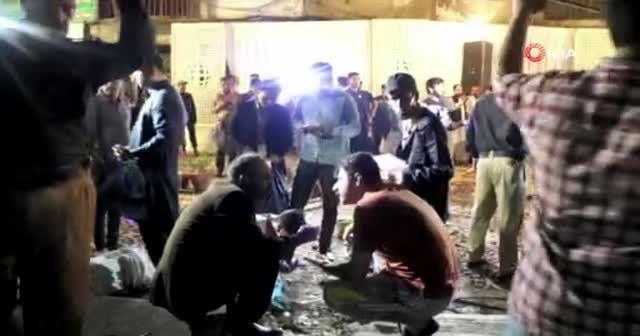 Pakistan'da Hz. Muhammed'i anma töreninde patlama