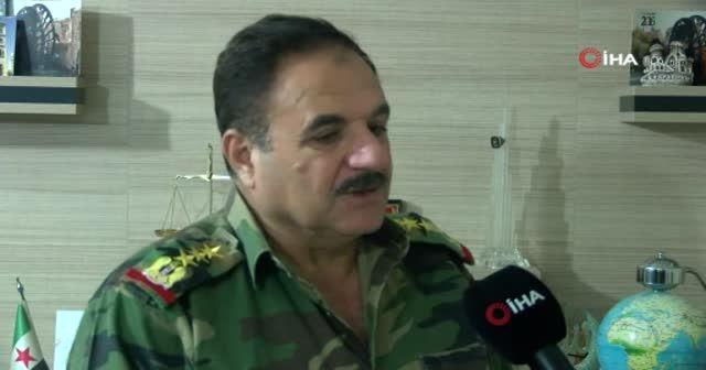ÖSO Komutanı: Operasyon için Türkiye'den emir bekliyoruz