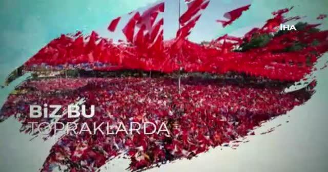 Mehmet Özhaseki'nin seçim şarkısı ortaya çıktı