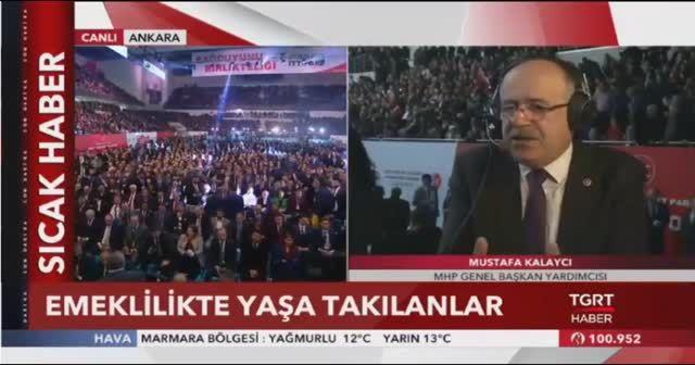 MHP'den son dakika Af Teklifi ve Emeklilikte Yaşa Takılanlar EYT açıklaması