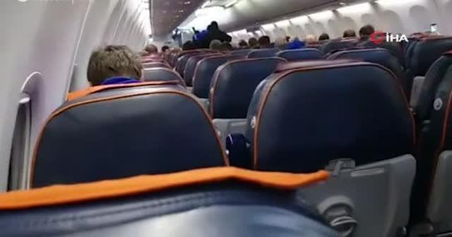 Rusya'da uçağı kaçırmak isteyen yolcu gözaltında