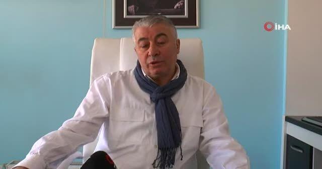 Gazeteciler Cemiyet Başkanlarından Sağlamdin'e destek