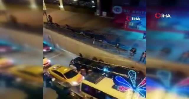 İstanbul'da şehir magandaları dehşet saçtı: 1'i bebek 3 yaralı