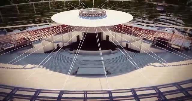 İşte Binali Yıldırım'ın 'Harbiye Açık Hava' projesi