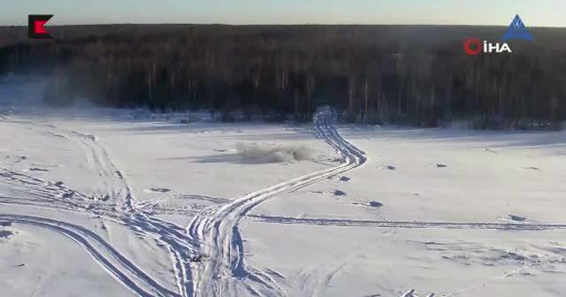 Rus Kalaşnikov, intihar için üretilen İHA'sını tanıttı
