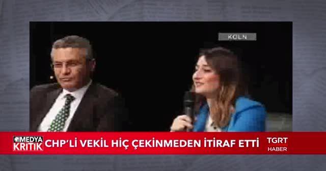 CHP'li milletvekili PKK'dan oy istedi