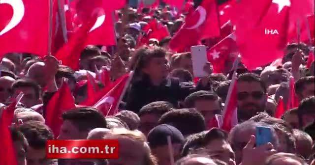 Binali Yıldırım: 'İstanbul'u dünyanın yıldızı yapacağız'