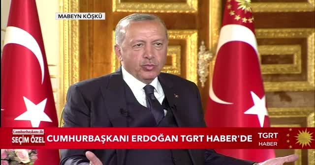 Cumhurbaşkanı Erdoğan'dan doğal antibiyotik tarifi: Maydanoz suyu