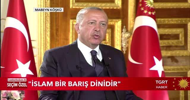 Cumhurbaşkanı Erdoğan: Yeni Zelanda'daki saldırı örgütlü bir terör eylemidir