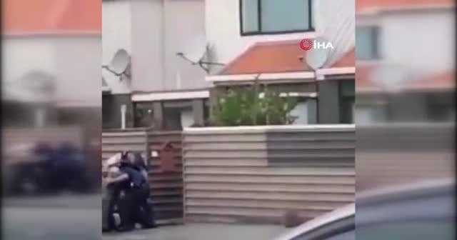 Yeni Zelanda'da camiye saldıran kişiler böyle yakalandı