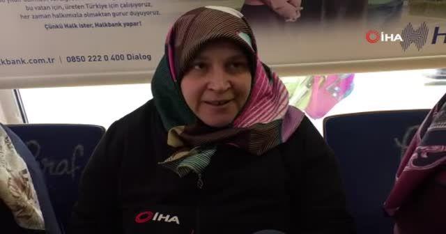Yozgat'ta 708 TOKİ konutuna 2 günde 450 kişi müracaat etti