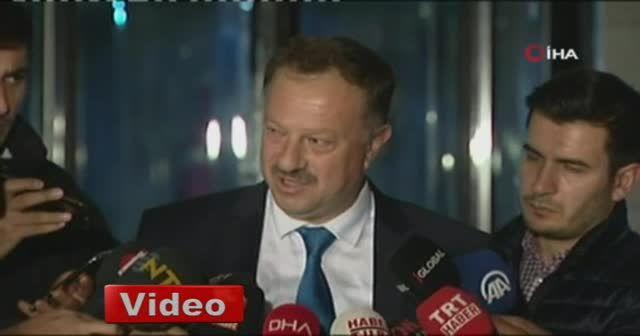 AK Parti'nin YSK temsilcisinden seçim açıklaması
