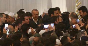 Cumhurbaşkanı Erdoğan Çamlıca Camii'nde Kur'an-ı Kerim okudu