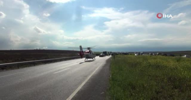 Diyarbakır'daki trafik kazasında ölü sayısı 3'e çıktı