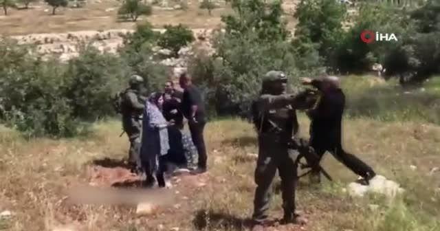 İsrail askerleri vurdukları genci sağlık ekiplerine vermek istemedi
