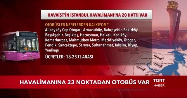 İstanbullular Yeni Havalimanı'na nasıl ulaşacak?