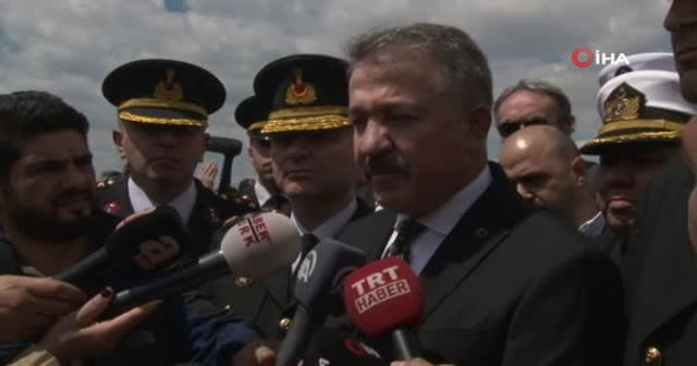 İzmir İl Emniyet Müdürü Aşkın: Operasyonu hiçbir ülkeden destek almadan yaptık