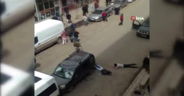 Kars'ta muhtarlık kavgası: 4 yaralı