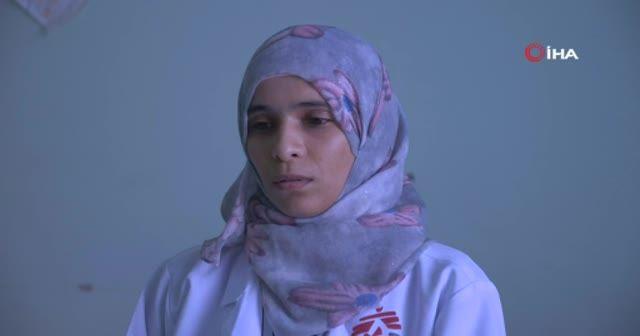 Yemen'de anne ve çocuklar sağlık hizmetlerine ulaşamadan ölüme terk ediliyor