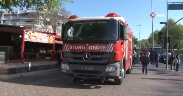 Beşiktaş'ta 1 Mayıs için yoğun güvenlik önlemleri